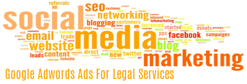 Google Adwords Ads for Legal Services