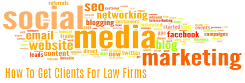 How to Get Clients for Law Firms