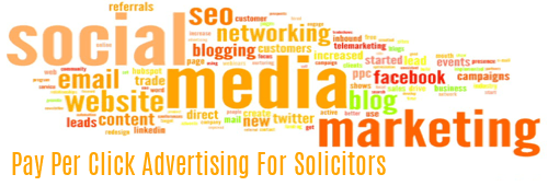 Pay Per Click Advertising for Solicitors