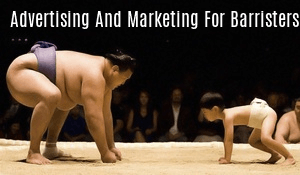 Advertising and Marketing for Barristers