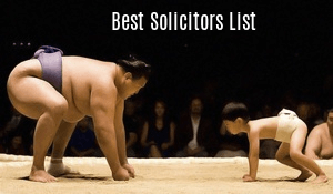 Best Solicitors List
