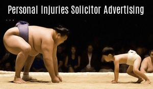 Personal Injuries Solicitor Advertising