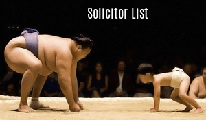 Solicitor List