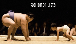 Solicitor Lists