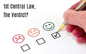 1st CENTRAL Law | Personal injury claims specialists