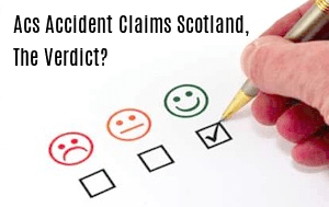 Accident Claims Scotland