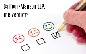 Balfour and Manson Solicitors