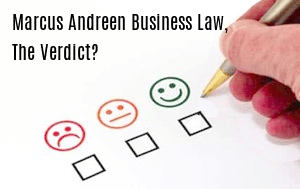 Marcus Andreen Commercial Law