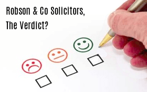 Hythe Solicitors Robson & Co, near Folkestone in Southern Kent