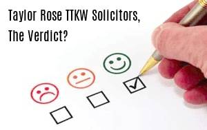 Taylor Rose Solicitors Limited TTKW