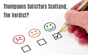 Thompsons Solicitors Glasgow