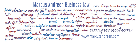 Marcus Andreen Business Law