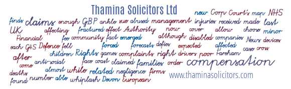 Thamina Solicitors Ltd