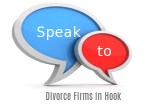 Speak to Local Divorce Solicitors in Hook