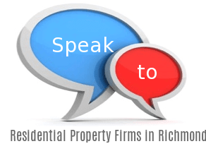 Speak to Local Residential Property Firms in Richmond